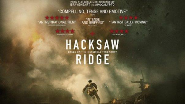 Hacksaw Ridge (2016) • reviewsphere